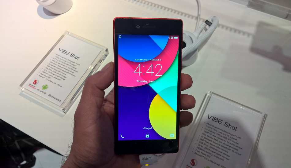 Lenovo Vibe Shot Review: For the shooters definitely