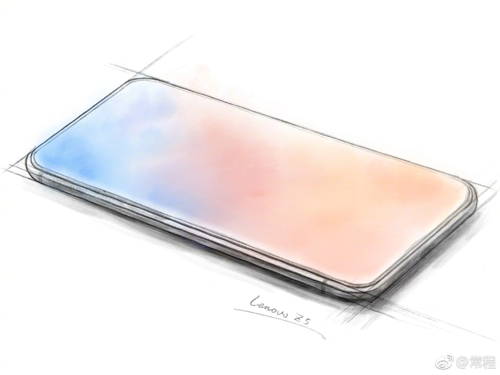 Lenovo Z5 pops up again with Portrait Mode samples, 45 days of standby time