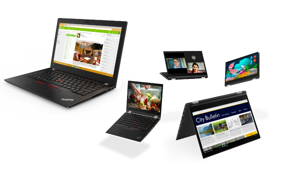Lenovo introduces new ThinkPad Lineup, starting Rs 54,000 in India
