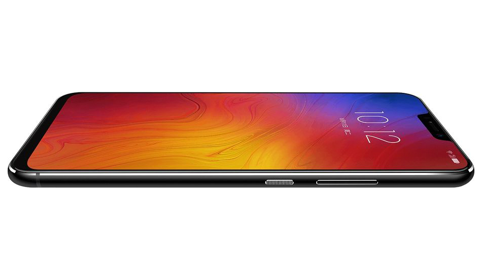 Lenovo finally unveils the 'all-screen' Z5 with a notch