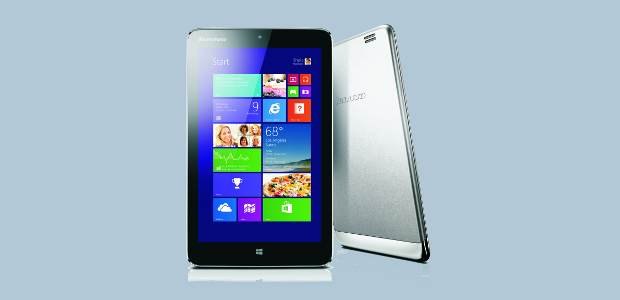 Lenovo MiiX2 tablet with Windows 8.1 announced