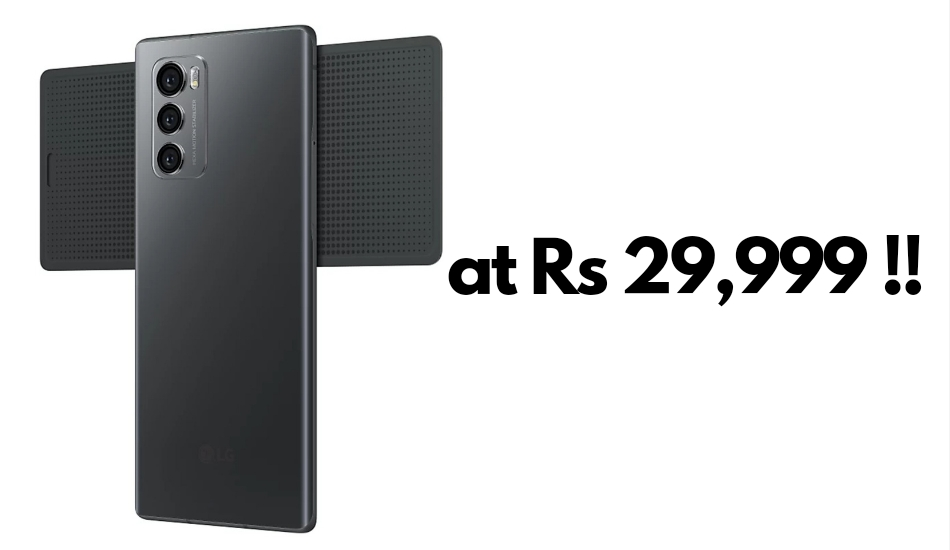 LG Wing is now selling for Rs 29,999: Is it worth buying?
