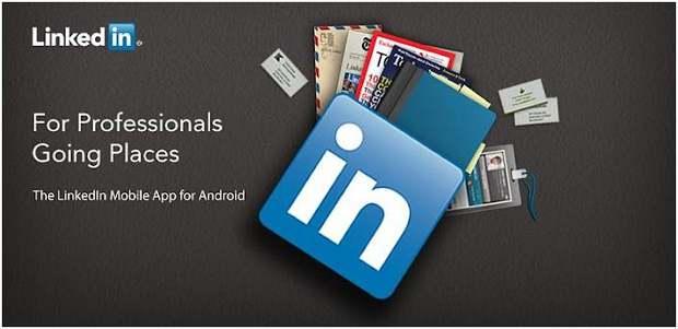 LinkedIn updates its mobile app