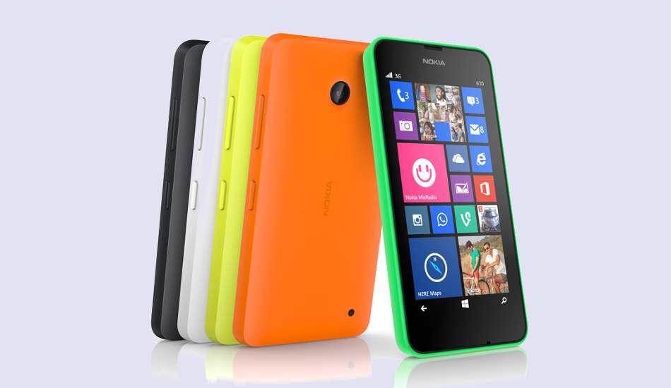 Nokia Lumia 630 with Dual SIM model and affordable 4G LTE Lumia 635 announced