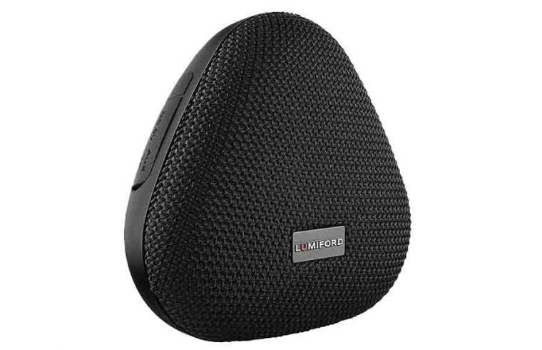 Lumiford BlackStone BT11 Bluetooth speaker launched for Rs 1,999