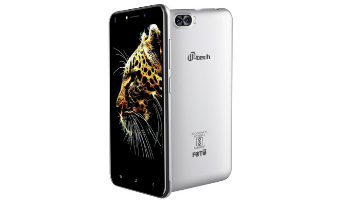 M-tech Foto 3 with dual rear cameras launched in India at Rs 4,499