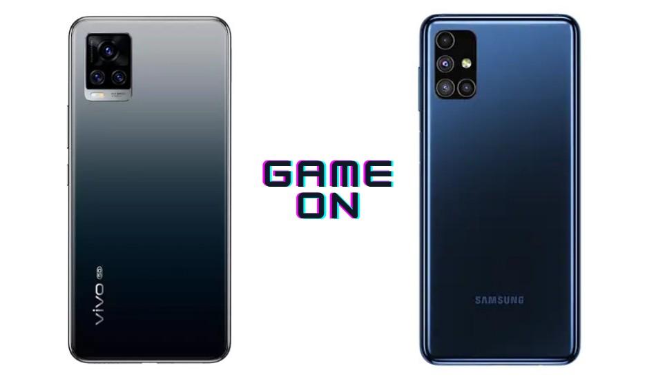 Vivo V20 Pro vs Samsung Galaxy M51