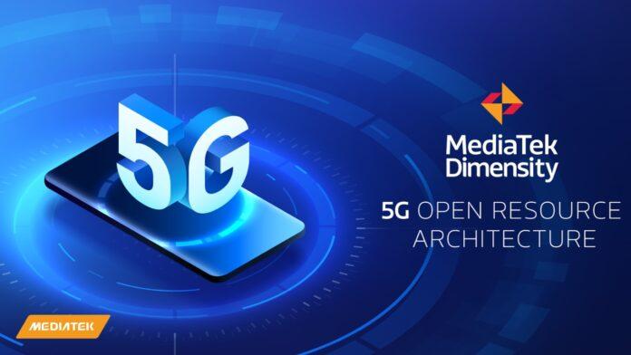 Dimensity 5G Open Resource Architecture