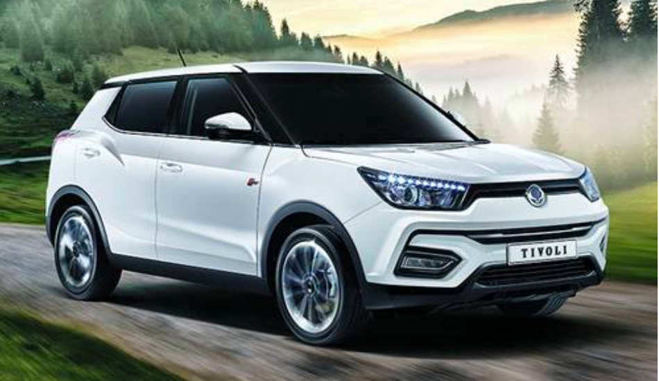 Mahindra's to be launched compact SUV  to rival Tata Nexon and Maruti Brezza
