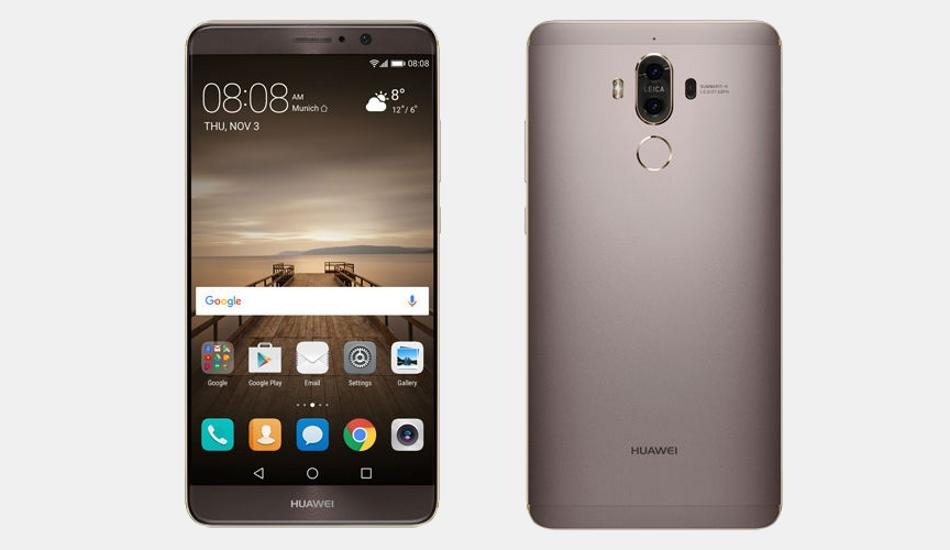 Huawei Mate 9 now receiving Android 8.0 Oreo in the US