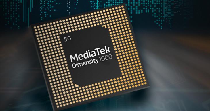 MediaTek announces Dimensity 1000 Octa-Core 7nm SoC with built-in 5G