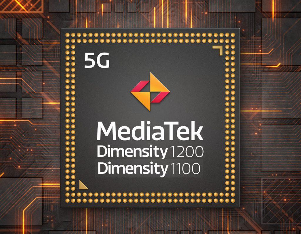 MediaTek Dimensity 1200, Dimensity 1100 5G smartphone SoCs announced