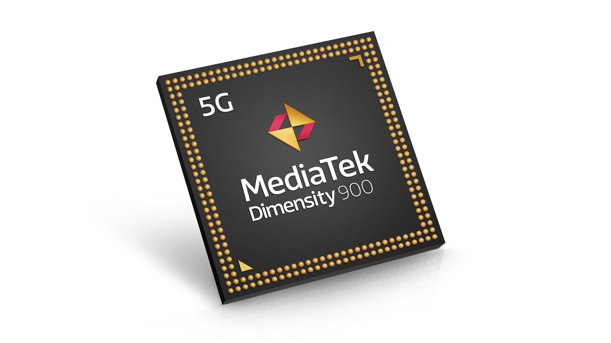 MediaTek Dimensity 900 5G SoC revealed, based on 6nm manufacturing process