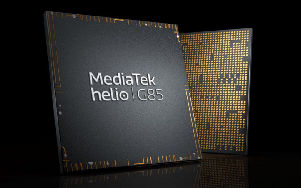MediaTek Helio G85 Octa-Core SoC gaming announced