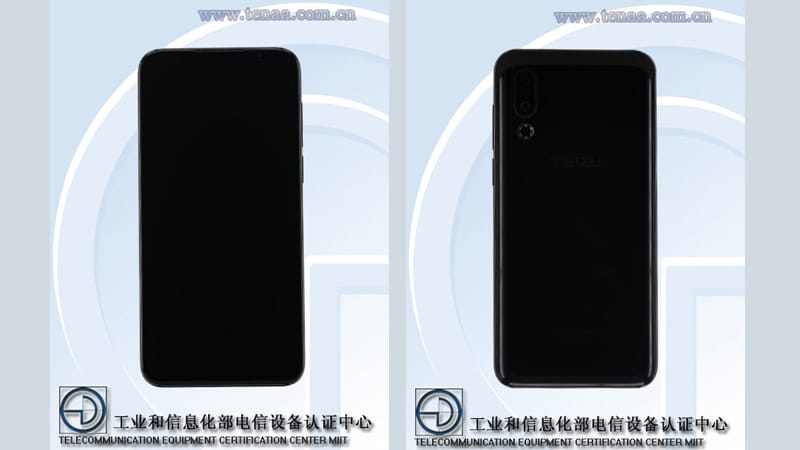 Meizu 16S with Snapdragon 855 SoC, 8GB RAM launched