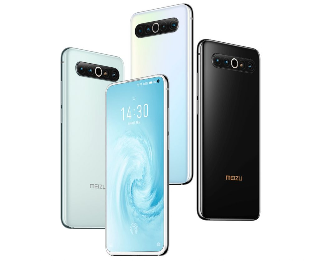 Meizu 17 series go official with 64MP quad rear cameras and Snapdragon 865 SoC