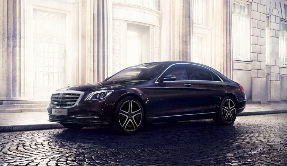 Mercedes-Benz BSVI based S-Class 350 d launched in India at a starting price of Rs 1.33 Crore