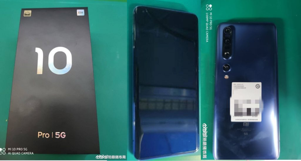 Xiaomi Mi 10 Pro leaked specs show 16GB RAM, 66W fast charging support also tipped