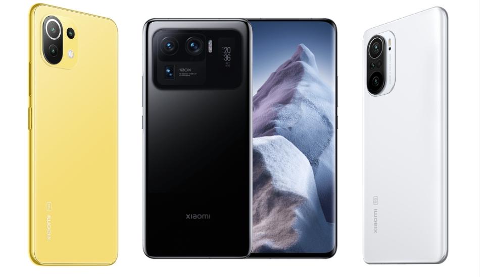 Xiaomi launches Mi 11 Ultra, Mi 11 Pro, Mi 11 Lite, Mi 11i along with Smart Band 6