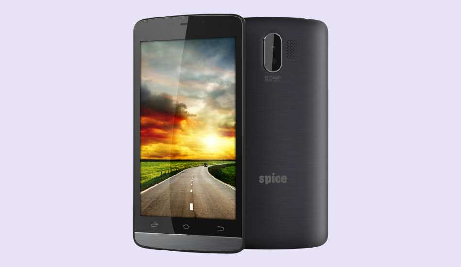 Spice Stellar 518 with 4000 mAh battery gets a price drop of Rs 2,800