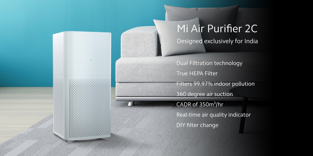 Xiaomi Mi Air Purifier 2C launched for Rs 6,499
