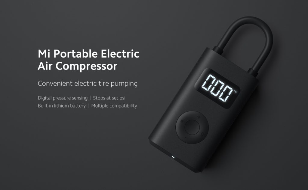 Xiaomi to launch Electric Air Compressor in India on July 14