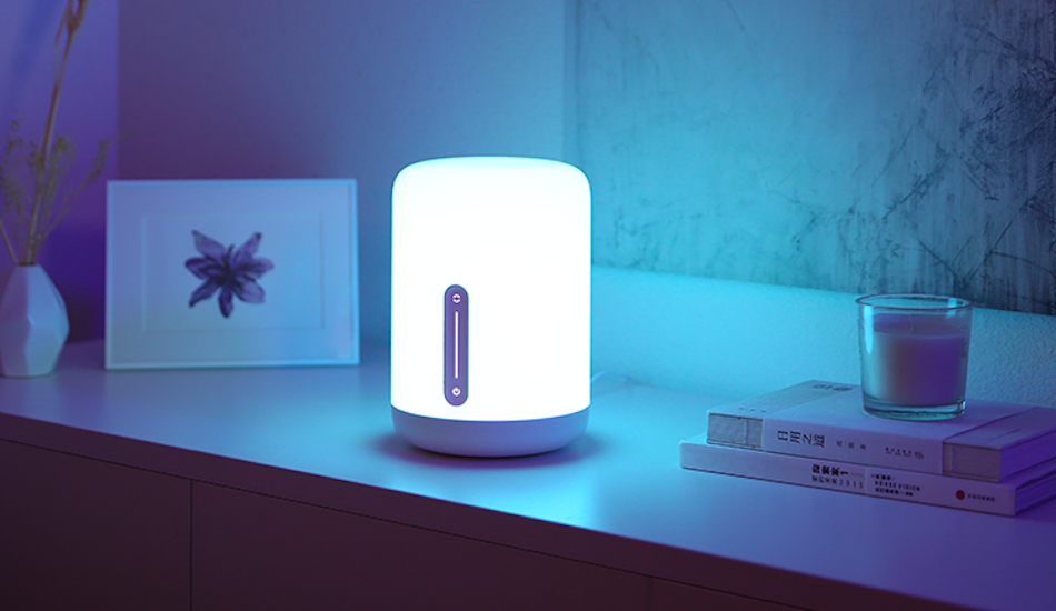 Xiaomi launches Mi Smart Bedside Lamp 2 in India for Rs 2,299, goes on crowdfunding