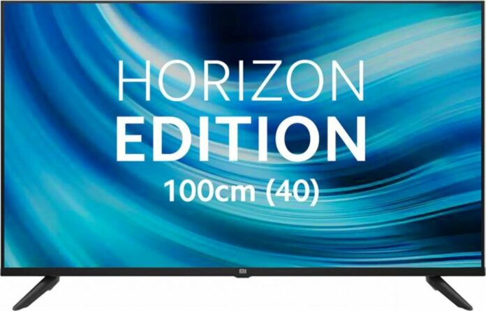Mi TV 4A 40 Horizon Edition launched in India for Rs 23,999