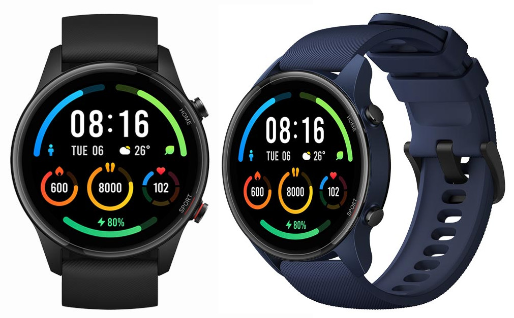 Mi Watch Color Sports Edition announced with 1.39-inch AMOLED display, 117 sports modes
