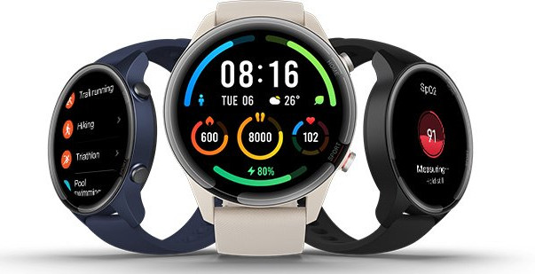 Mi Watch Revolve Active launched in India with 1.39-inch AMOLED display, 117 sports modes