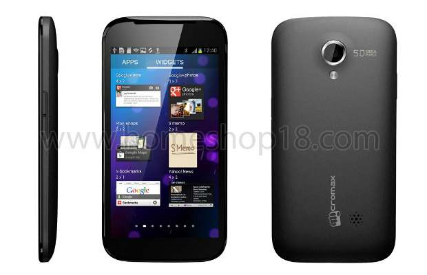 Micromax to bring the biggest smartphone for Rs 9,999