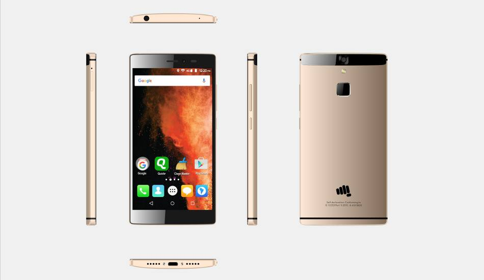 Pre booking of Micromax Canvas 6 starts from today