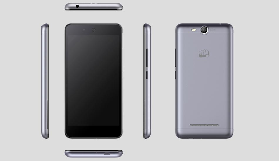 Micromax Canvas Juice 3, Juice 3+ officially launched, both offer 4000 mAh battery