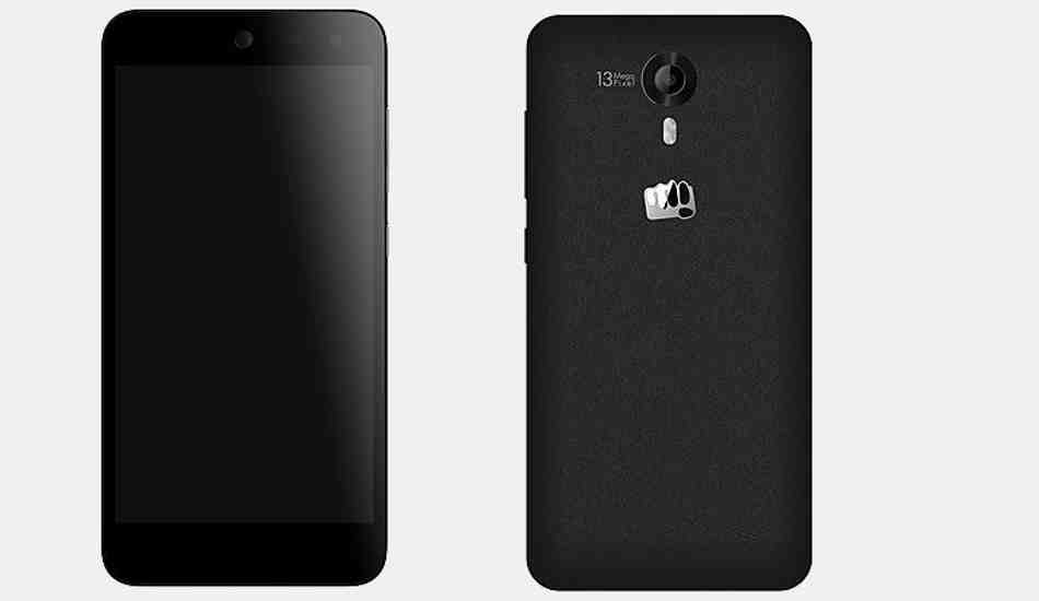 Micromax Canvas Nitro 3 E455 available for Rs 10,430, offers 4G