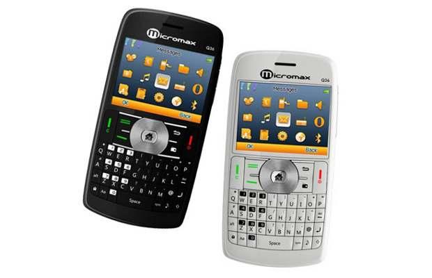 Micromax launches triple SIM based Q36 phone