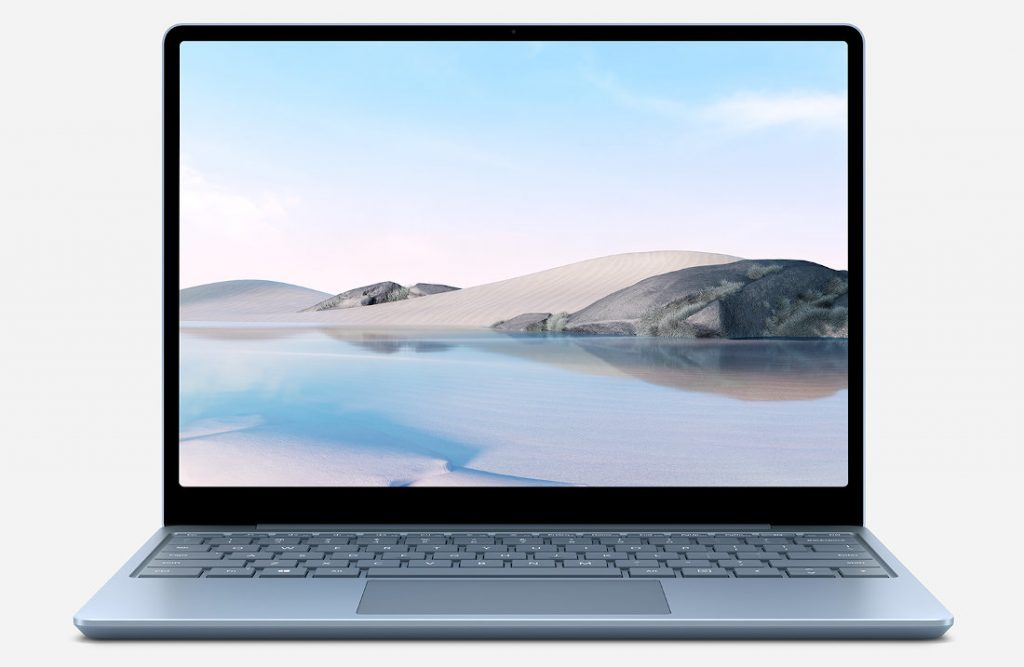 Microsoft Surface Laptop Go launched in India starting at Rs 63,499