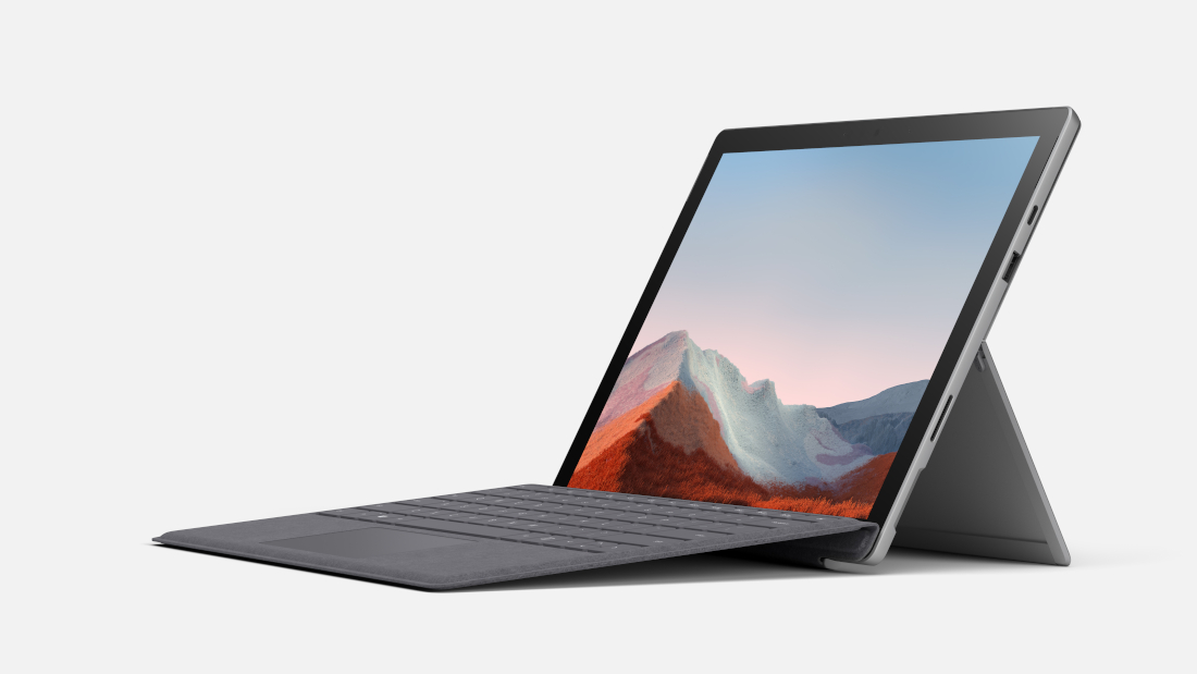 Microsoft Surface Pro 7+ launched in India starting at Rs 83,999