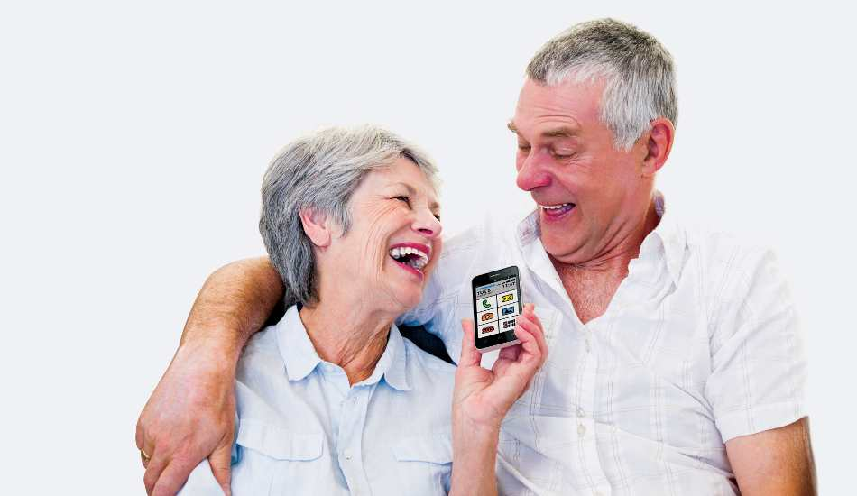 Mitashi launches smartphone for senior citizens