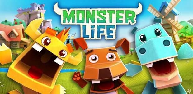 Gameloft Monster Life for Android