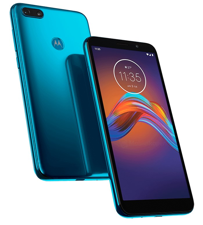 Moto E6 Play renders surface online