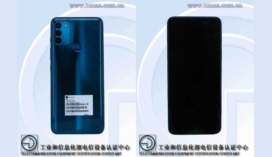 Motorola G50 5G design revealed through TENAA listing
