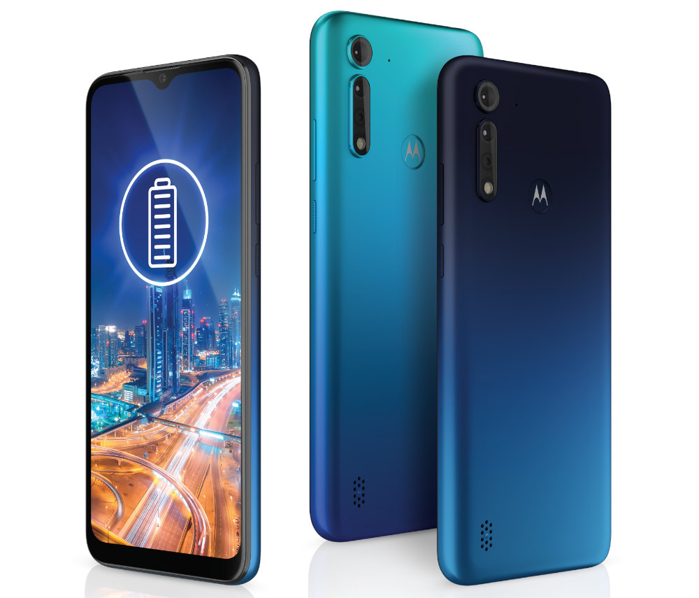 Moto G8 Power Lite to go on sale for the first time in India today