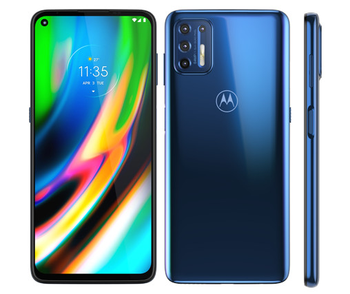 Moto G9 Plus key specifications revealed via Google Play Console listing