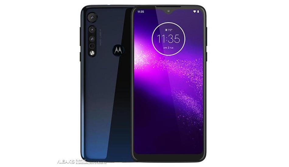Motorola One Macro specifications, render leak spills major details