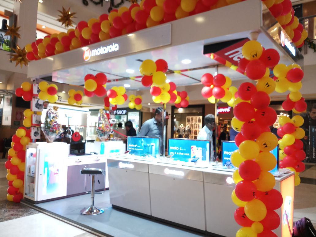Motorola  to offer 50% off on accessories purchased at Moto Hub in Chennai