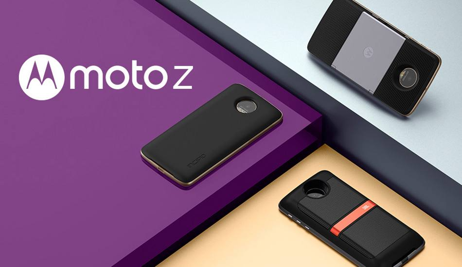 Android Nougat update rolled out for Moto Z in India