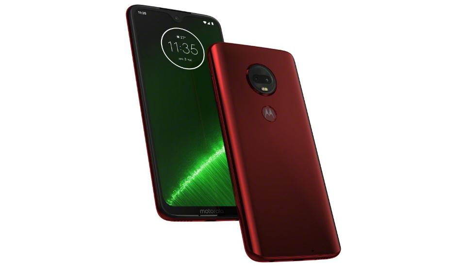 Motorola Moto G7 Plus gets Android 10 update