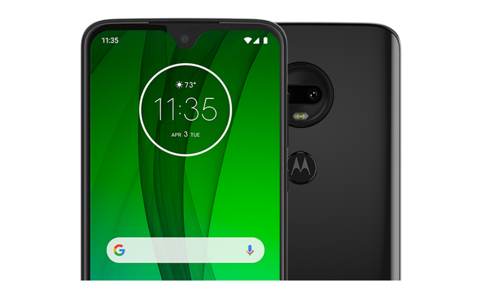Motorola takes the wrappers off Moto G7, G7 Plus, G7 Power, G7 Play