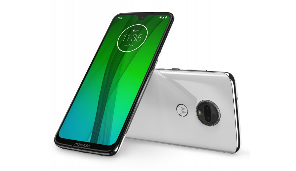 Moto G7 to launch in India on March 25