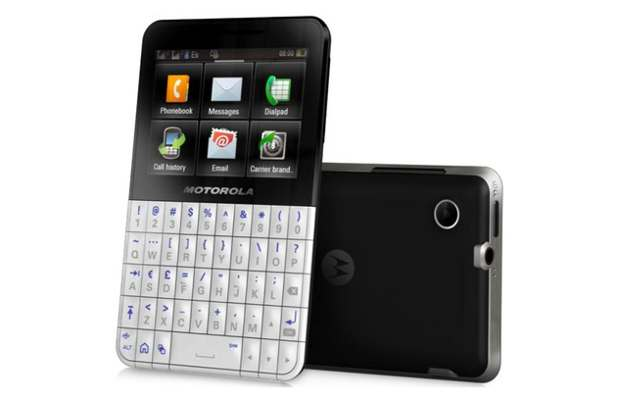 Motorola to exit feature phone market by end of 2012